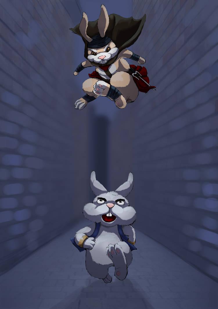HoD - Quest 1 by LacernellaRubra