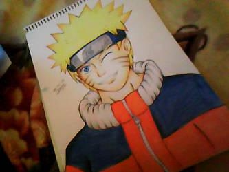 Naruto by Moozipan