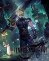 FF VII Remake [Mobius Edit] by MinasPassion