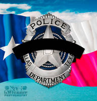 Dallas Police Department Tribute by kwhammes