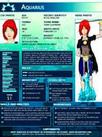 Aquarius SGPA Profile by AquAlannis