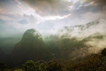 The Magic of Machu Picchu by DanielZrno