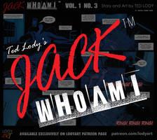 Jack WhoAmI - Comic Strip Vol. 1 No 3. by LodyArt