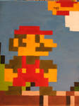 Mario Brothers 1985 by magnifulouschicken