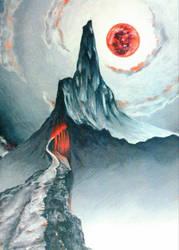 Blood Moon by magnifulouschicken