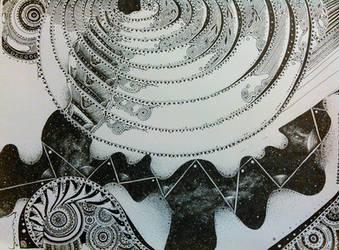 Space Spirals by magnifulouschicken