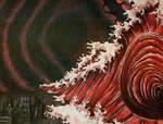 Blood Tsunami by magnifulouschicken