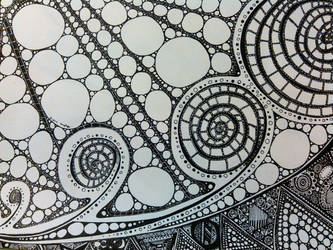 Spirals and Circles by magnifulouschicken