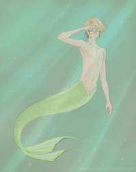 Mer-Ronald by Biology-of-Pencils