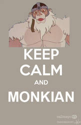 Keep Calm and... by Dawnsknight