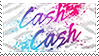 Cash Cash Stamp by Nironan12