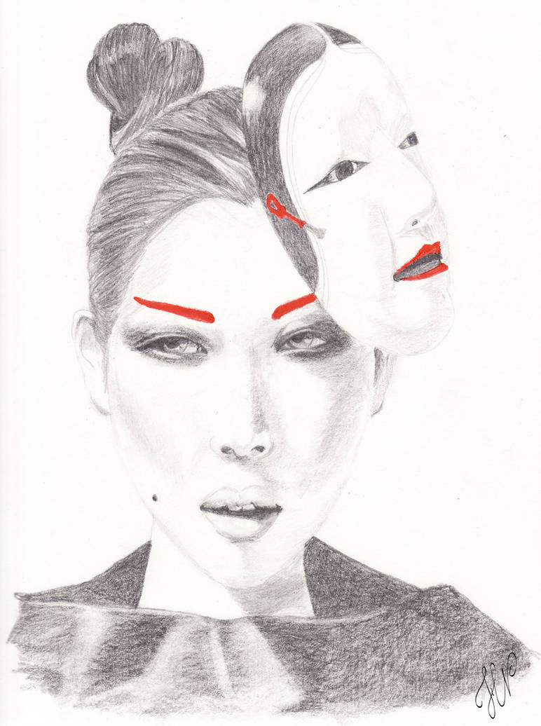 Angie Ng by Helgajas