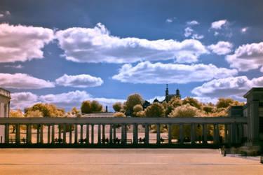 Greenwich Park by Helgajas