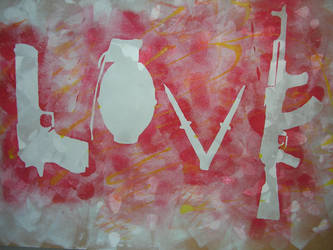 make love not war by CutWild