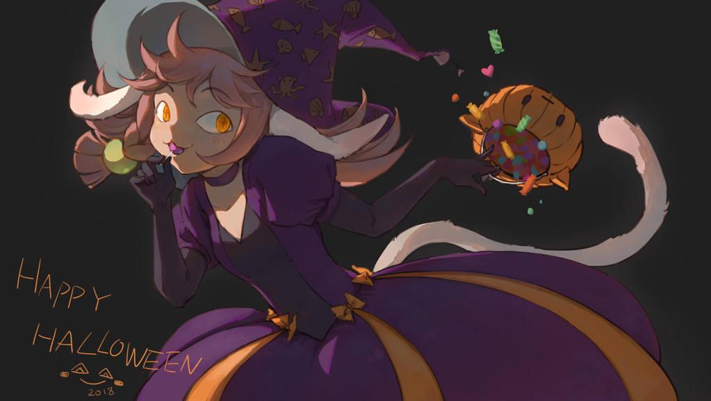 18 Halloween by RuuE03