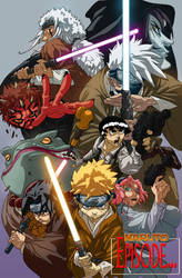 Naruto Star Wars.... by greenestreet