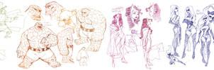 Marvel designs 2 by greenestreet