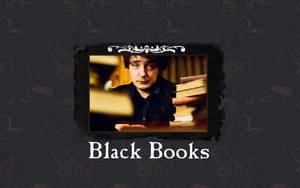 Black Books Wallpaper by ajcrwl