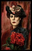 Irene Adler by ajcrwl