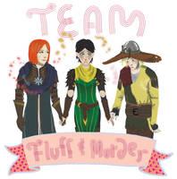 Team 'Fluff and Murder' by ajcrwl