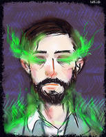 Jim Corrigan by ajcrwl