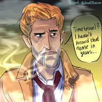 Constantine by ajcrwl