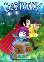 Dogtown, a comic by ajcrwl