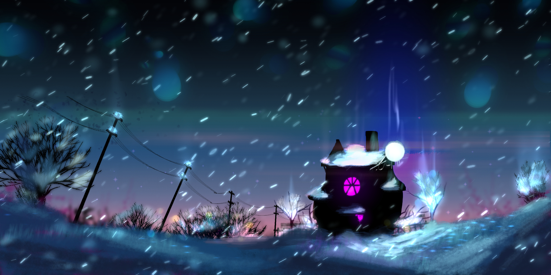 winter by ajcrwl