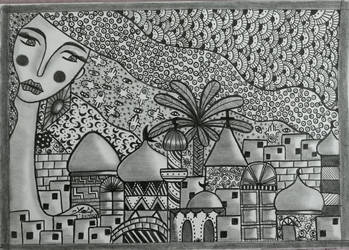 Baghdad by HasnaaTabra