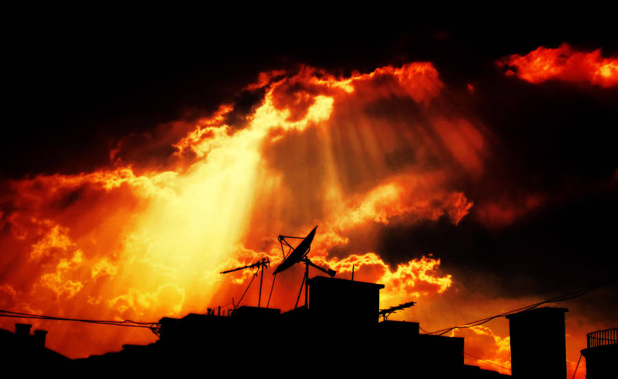 Rays Of Hope by soultaker82