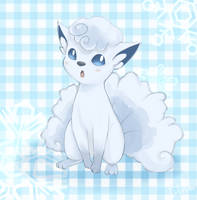 White Fox by LiitTutubi