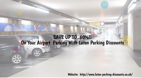 Parking At London Luton Airport by lutonparking