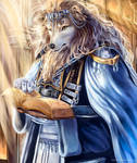 the dog of wisdom by kazashino
