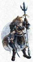 the Four Devas 1 by kazashino