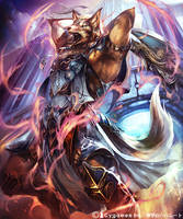 riot wolf 2 by kazashino