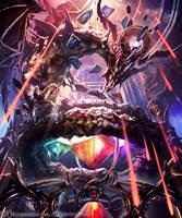 Absorbed dragon 2 by kazashino