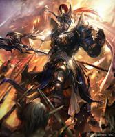 vanguard centaur by kazashino