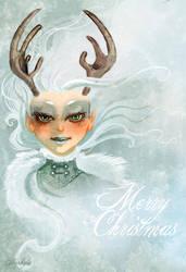 Merry X-mas by Nephyla