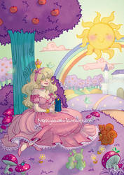 Estelle, my little Estelle by Nephyla