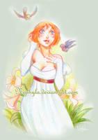 Mary by Nephyla