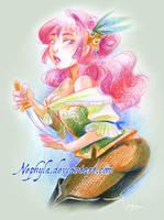 Luce by Nephyla