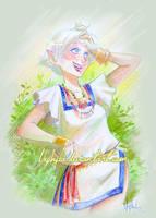 Leyn by Nephyla