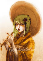 +PORTRAIT+ Ayano by Nephyla