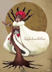 The Witch of the Black Forest by Nephyla