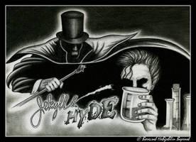 Jekyll and Hyde by Trollbeard