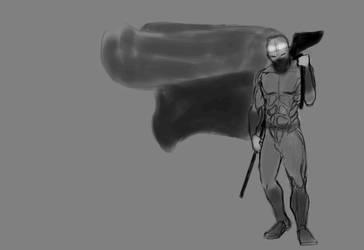DragonHunter Sketch 2 by alugo684