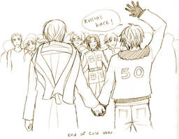 APH: End of Cold War by Minuiko