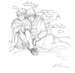 APH: OTP sketch by Minuiko