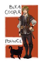 TP: Beka Cooper by Minuiko