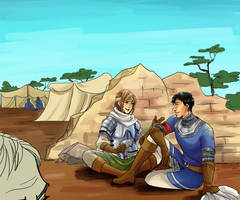 TP: a momentary reprieve - FOR MASEIYA by Minuiko